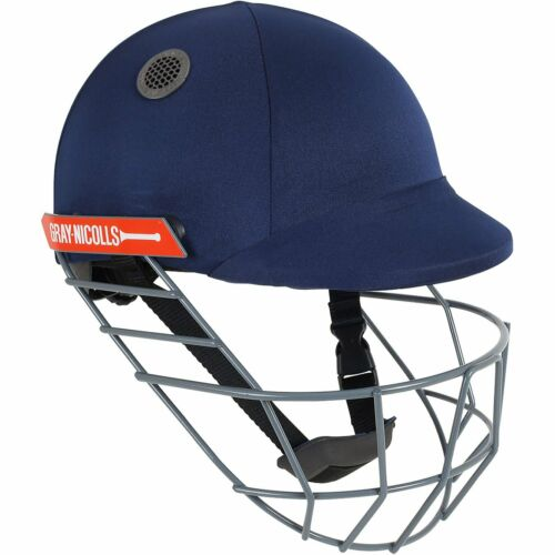 Cricket Helmet Gray-Nicholls Atomic Navy Green Maroon Black Junior Senior