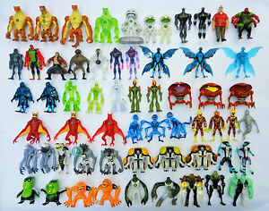 Ben-10-Action-Figures-10cm-CHOICE-of-220-Omniverse-Haywire-Ultimate-Alien-LIST-3