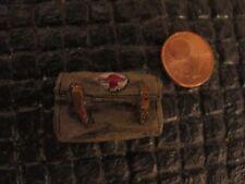 WWII Erste Hilfe First AID Sanitäter Tasche Deko Zubehör RC Panzer LKW 1/16
