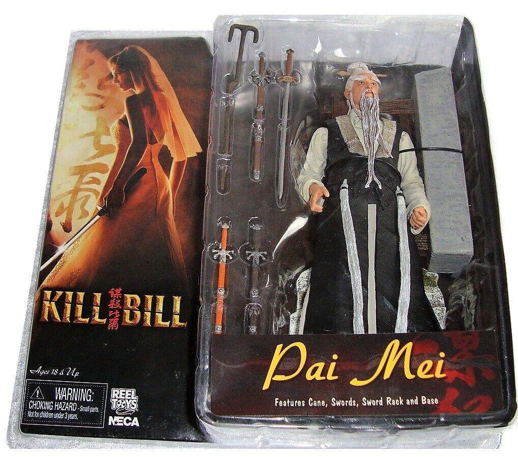 PAI MEI Quentin Tarantino  KILL BILL Neca action figure figura FIGURINE 7  18 cm  magasin en ligne