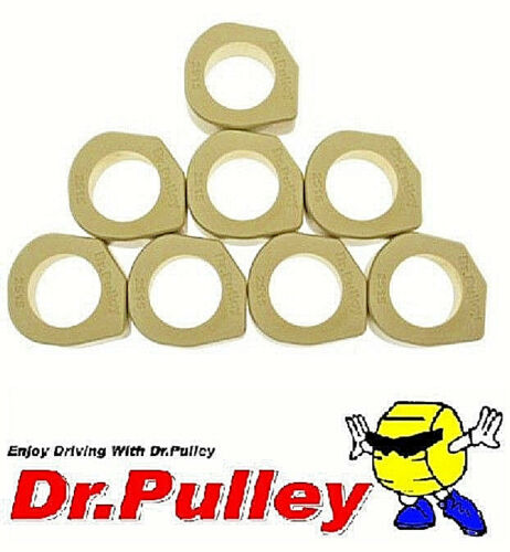 8 rollers a set  16G for YAMAHA  T-MAX 500 530 DR PULLEY SLIDING ROLLERS 25x15
