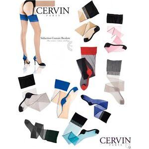 cf08a033b Bas nylon vintage FF à couture référence Séduction Bicolore de la ...