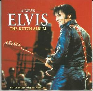 Elvis-Presley-Always-Elvis-The-Dutch-Album-1997-CD-album