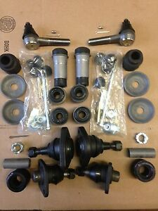 Lincoln-Continental-66-69-Performance-Rubber-Suspension-Rebuild-Kit-Front-End