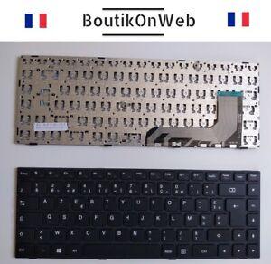 Clavier Lenovo Ideapad 100 14iby AZERTY Français