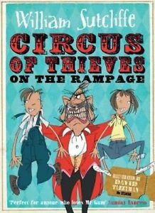 Circus-of-Thieves-on-the-Rampage-Sutcliffe-William-Very-Good-condition-Book