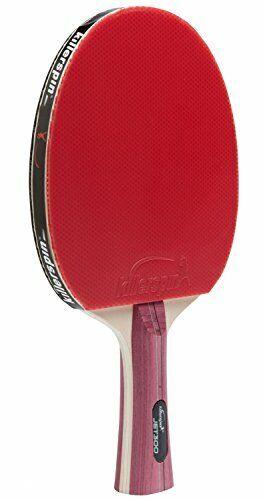 Killerspin JET300 TABLE TENNIS BAT-Rouge de ping pong modèle de performance et