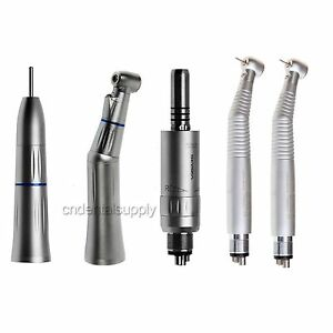 Dental-LED-Contrangulo-Pieza-de-Mano-Micromotor-Spray-interno-2-Turbina-con-Luz