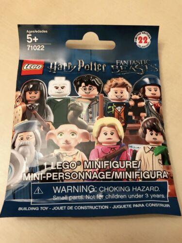 Brand New LEGO Harry Potter /& Fantastic Beasts Minifigures Harry Potter