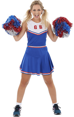 cheerleader outfit ebay. Black Bedroom Furniture Sets. Home Design Ideas