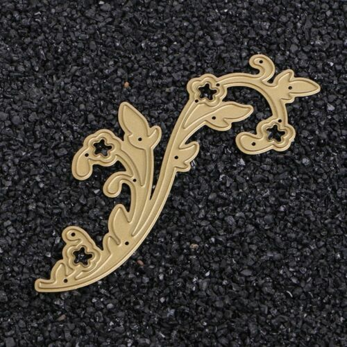 Leaf Lace Cutting Dies Metal Stencil DIY Scrapbooking Album Paper Card Embossing