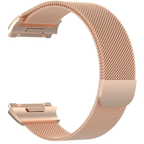Milanese Loop Stainless Magnetic Mesh Band For Fitbit iOnic Steel Metal Strap
