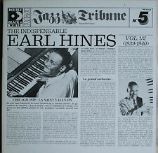 THE INDISPENSABLE EARL HINES  N°5  33T  2LP