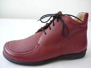 cuir cheville 38 de en chaussures Highlander cuir 5 36 en 39 femmes pour rouges chaussures 37 chaussures A0ZwEwq
