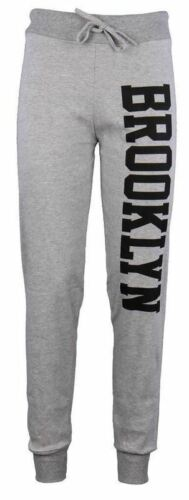 NEW WOMENS LADIES BROOKLYN RUNNING GYM TROUSER JOGGER JOGGING BOTTOMS PLUS SIZE