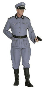 Image Is Loading Adult Mens 1940s German Army Soldier Uniform Costume