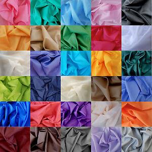 Anti-Static-DRESS-LINING-FABRIC-Premium-Dress-amp-Jacket-Material-150cm-Wide