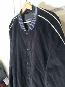 American Rag Mens Corduroy Varsity Jacket