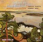 Tribute to Hans Rosbaud (CD, Sep-2016, Praga Digitals)