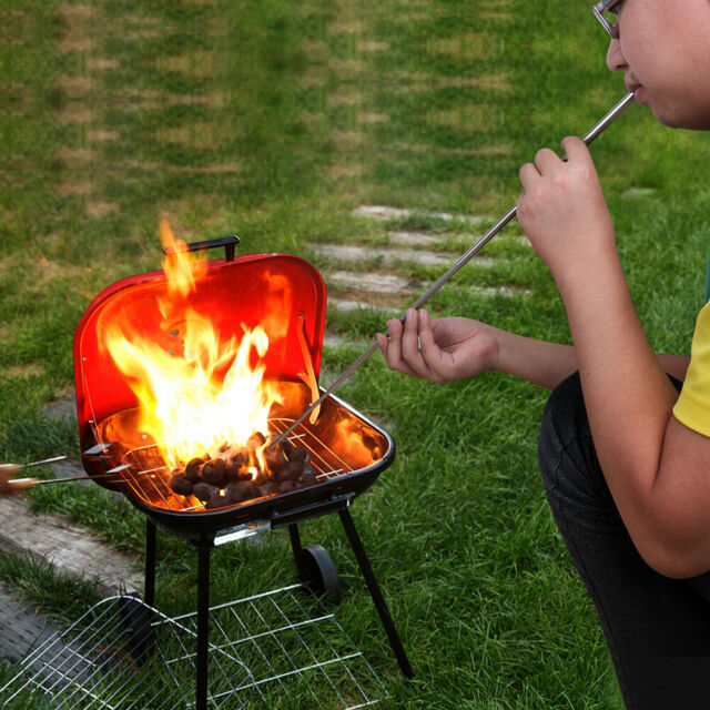 Wandeli Outdoor Campfire Pocket Mouth Bellows Fire By Blasting Air,Camping Collapsible Fire Tool