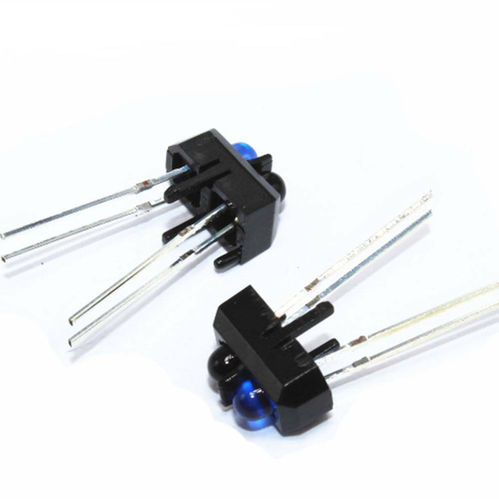 10pcs TCRT5000L TCRT5000 Reflective Photoelectric Switch Infrared Optical Sensor