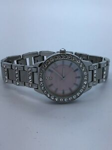 Fossil-ES2189-Silver-Tone-Analog-Women-039-s-Watch-116