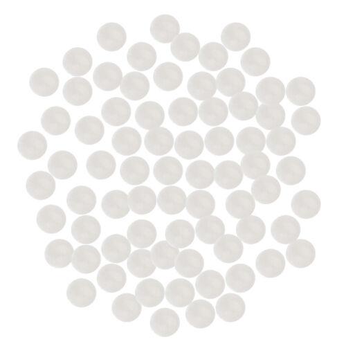 Kunst, 100 Stück 8 mm klare Glasmurmeln Murmeln Spielzeug für Handwerk