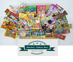 Asian-Japan-CANDY-Party-Snack-Suessigkeiten-Box-Lot-Snack-BOX