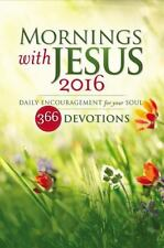 Mornings with Jesus 2016: Daily Encouragement for Your Soul, Susanna Foth Aughtm