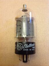 GE 6DQ6B Electronic Vacuum Tube Made in USA
