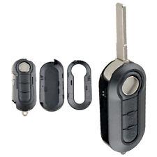 Folding Key Gt15 Conversion Compatible with Fiat 500 Bravo Doblo Panda Fiorino