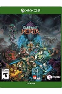 Children-of-Morta-Xbox-One-X-Game-For-T-kids-Rpg-Fantasy-Rare-Collectible