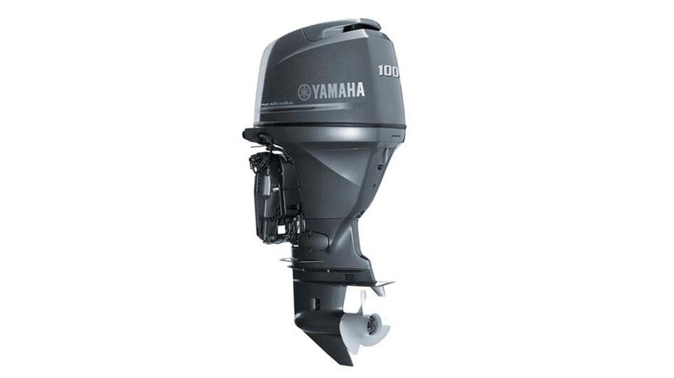 påhængsmotor Yamaha, hk 100, benzin
