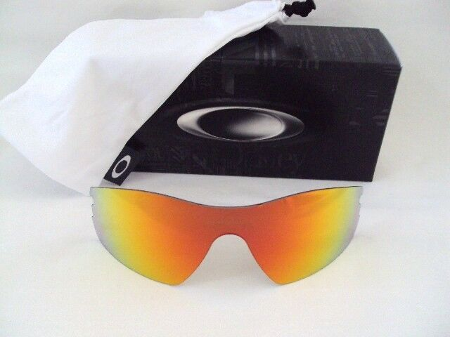 8067485068 WOW Oakley Radar Pitch Fire Iridium Lens 11 377 for sale online