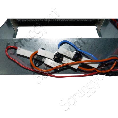 INDESIT sèche-linge chauffage element thermostats idca735uk idca8350uk idce8450bk