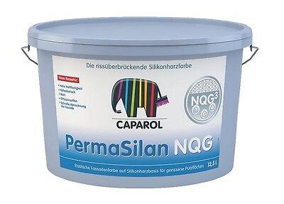Elastisch,diffusionsoffen 2x Caparol Permasilan Nqg Fassadenfarbe 12,5 Liter Um Eine Reibungslose üBertragung Zu GewäHrleisten
