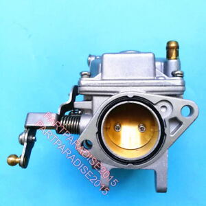 Details about 69P-14301 Carburetor For YAMAHA 25HP 30HP NEW Model Outboard  motor 69S-14301-00