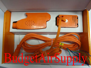 Mini-Split-Orange-Condensate-Pump-Ductless-and-MiniSplit-Systems-115v