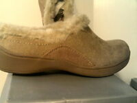 Rhtf Flexisole Clog/slide/mule Franky- Camel Size 10m-new In Box-free Shipping
