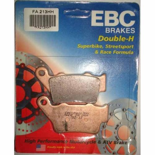 FA213HH EBC Sintered HH Rear Brake Pads 2009-2011 BMW S1000RR