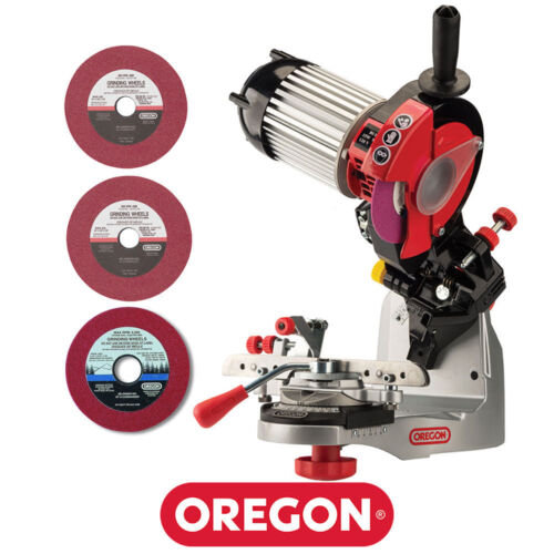 Oregon 520-120 Bench Saw Chain Grinder