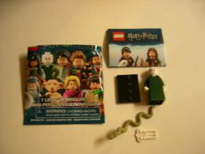I/HNew 2018 Lego 71022 Harry Potter/Fantast<wbr/>ic Beasts Lord Voldemort Minifigure