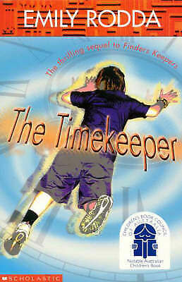 1 of 1 - The Timekeeper by Emily Rodday (Paperback, 2001)  LIKE NEW...Free Post