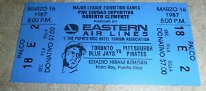 PITTSBURGH-PIRATES-ROBERTO-CLEMENTE-SPORTS-CITY-GAME-TICKET-PIRATES-BLUE-JAYS