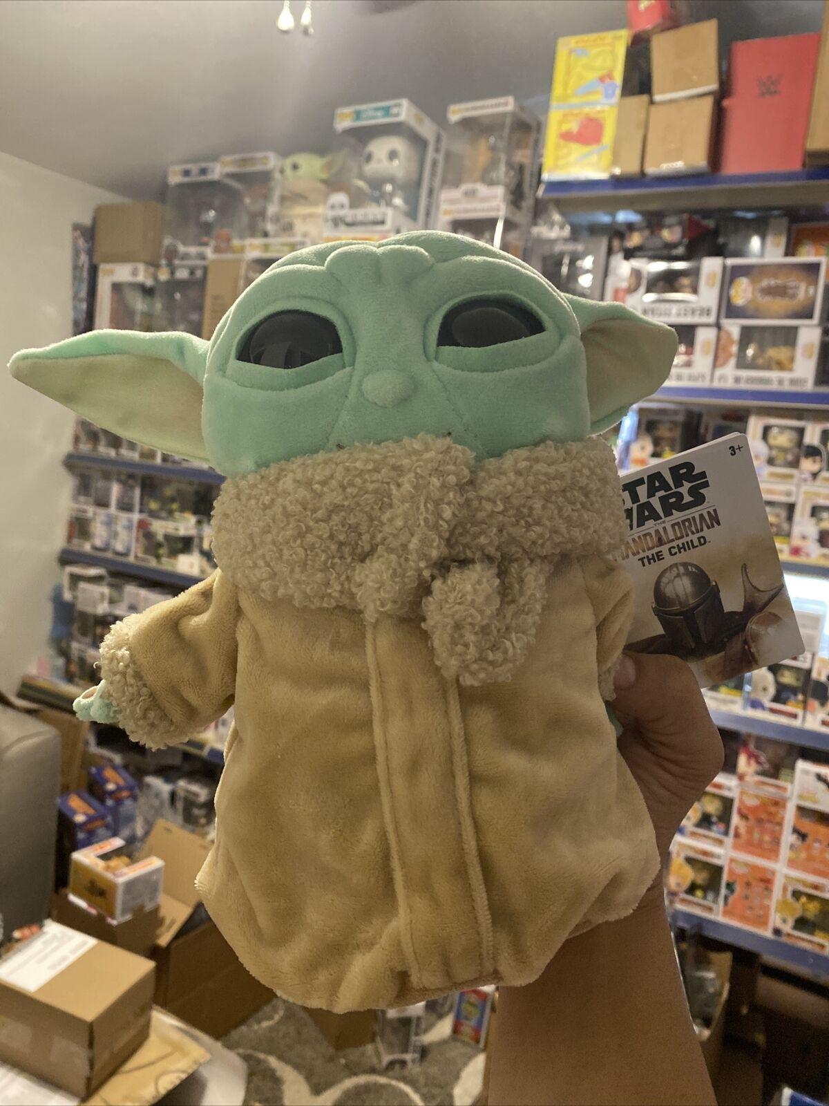 Bianco 8/x 8/x 8 Star Wars Yoda Palla di Natale