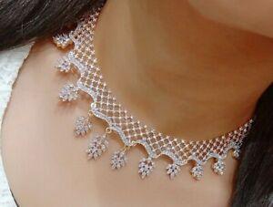 India Luxury Star Design Stone Ad Necklace Dress Lady Gift Jewelry Fashion Love Ebay