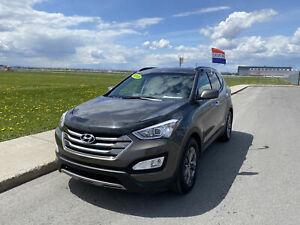 2013 Hyundai Santa Fe 4 CYLINDRE
