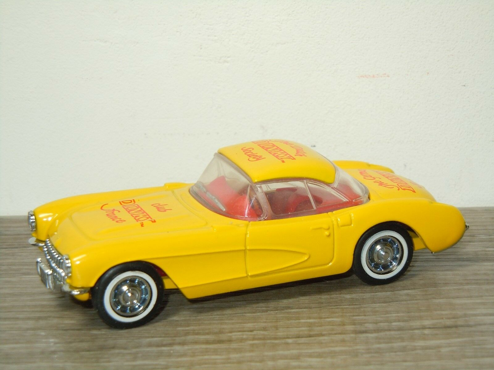 1956 Chevrolet Corvette The Dutch Dinky Society - Dinky DY Code 3 Model 30516