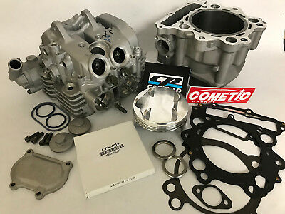Raptor 660 102 mm 686 719 Cometic Big Bore Head Complete Gaskets Seals Set Kit