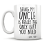 Uncle Mug Uncle Gift Gifts For Uncle